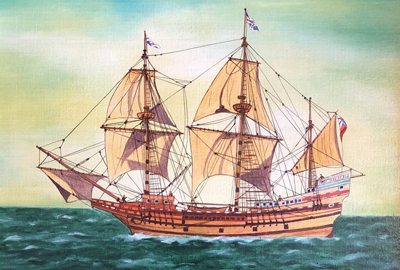 Mayflower Connection